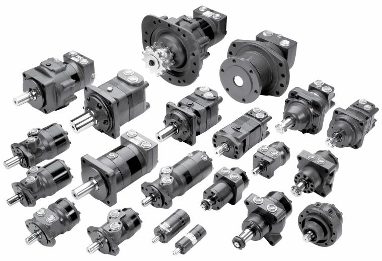 Моторы Sauer Danfoss