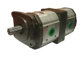 Секционные гидронасосы / моторы